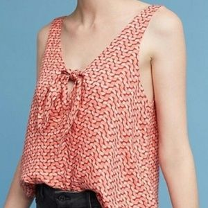 Anthropologie Maeve Womens Sz XL Verena Top Blouse